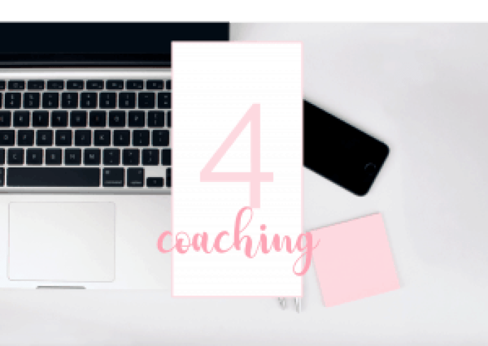Make Your First 100 Blogging coaching