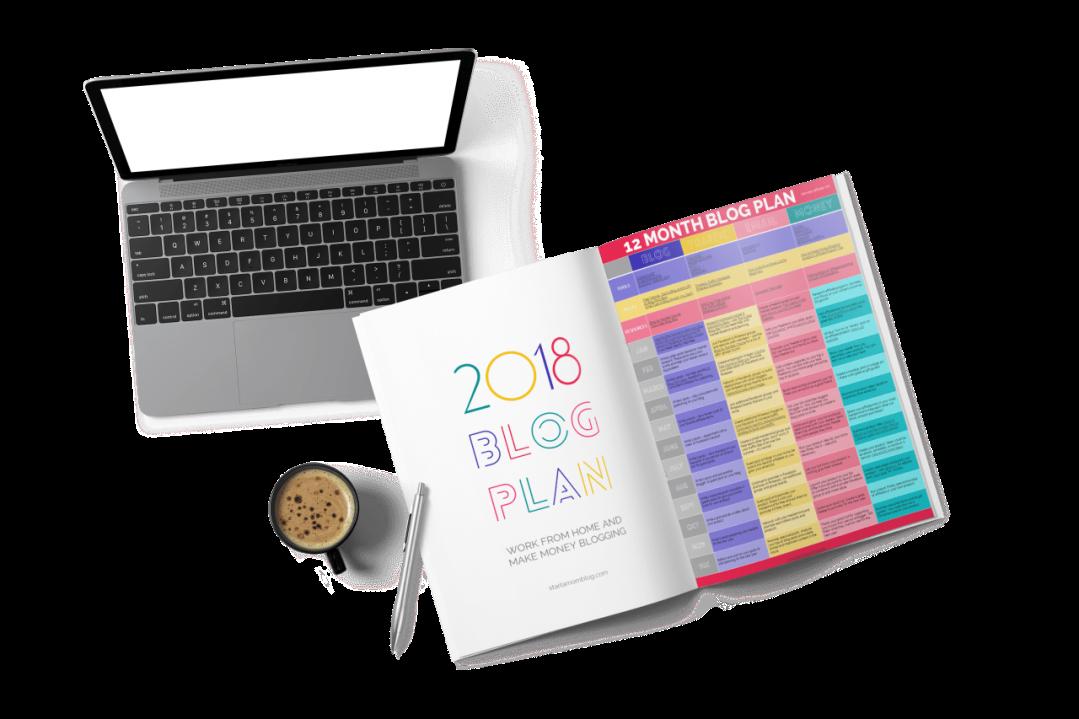 How to Start a Blog 2018 - Start a Mom Blog