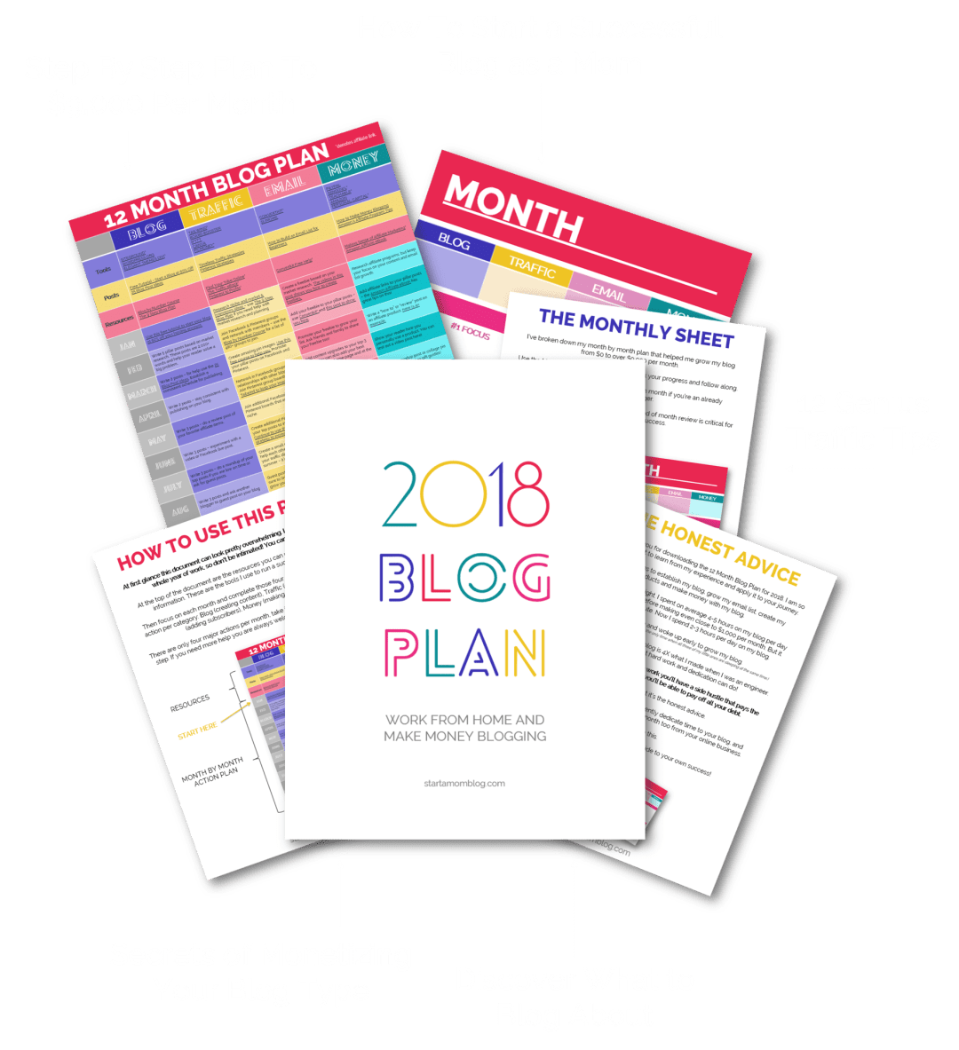 11 Steps to Start a Money Making Mom Blog in 2018 for Beginners