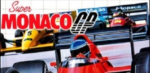 Test de Super Monaco GP Sur Master System