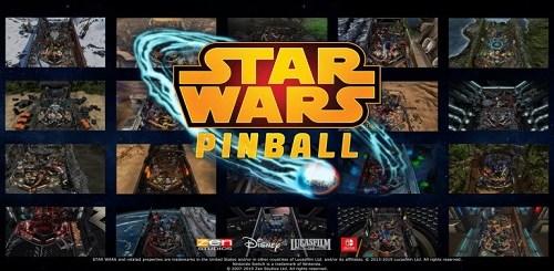 test de star wars pinball