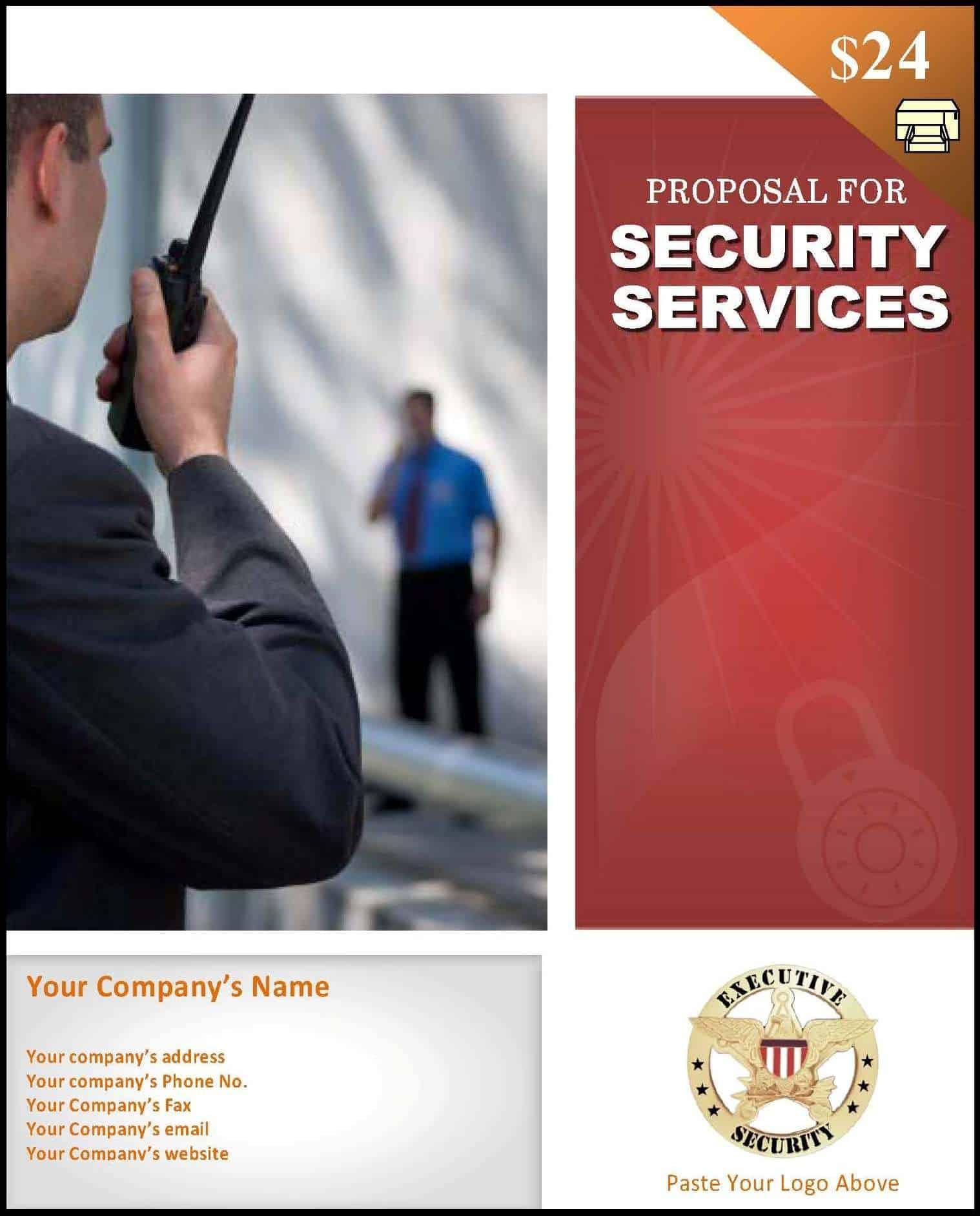 Security Guard Employee Handbook