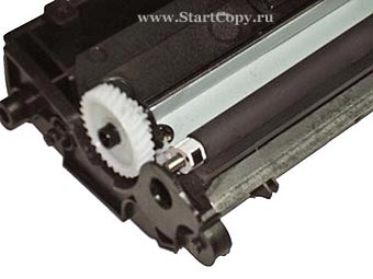 вал заряда PCR, Primary Charge Roller