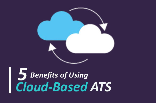 Cloud-based ATS