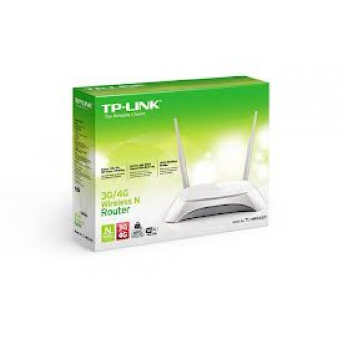 TP-Link TL-MR3420 300Mbps Wireless N 3G Router