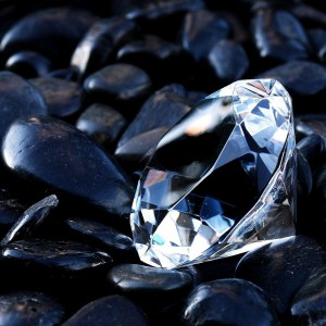 Having a natural talent is like being a diamond in the rough