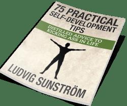 75 practical self-development tips