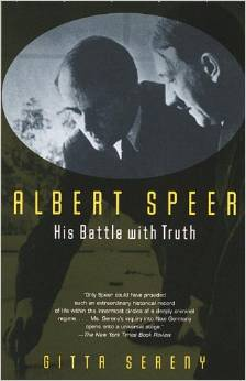 albert speer his battle with truth book