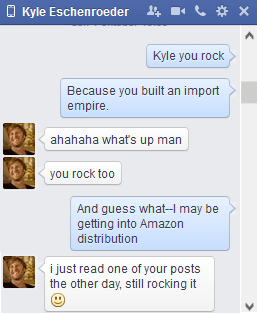 StartupBros Import Empire