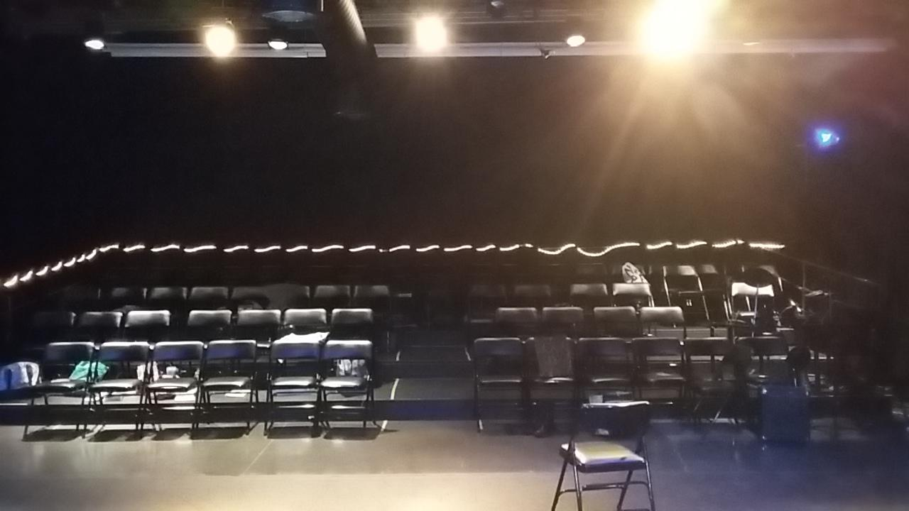 Starting Arts Black box- Seating