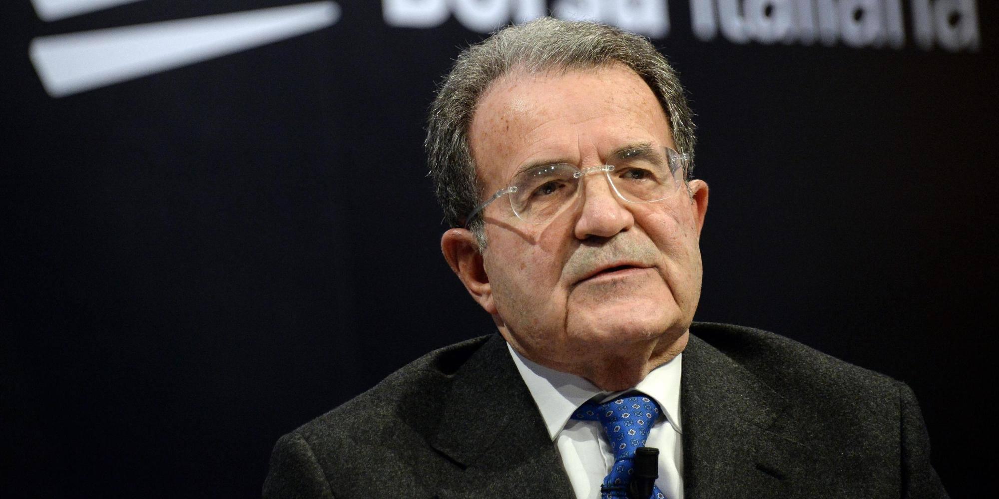 當心那個狡猾的羅曼諾·普羅迪(Romano Prodi)