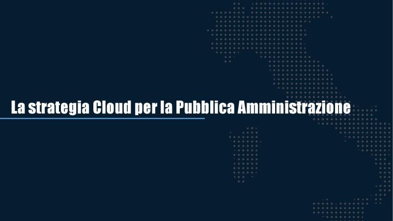 Леонардо, Fincantieri, Sogei и Poligrafico: что будут делать компании Mef в плане правительства Cloud Italia?