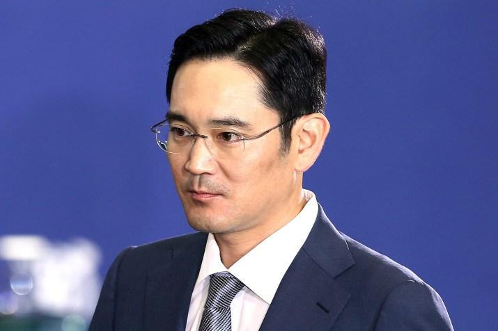 Todos los problemas legales de la alta dirección de Samsung