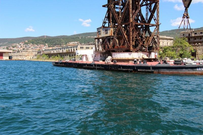 Порт Триеста, немецкий Hhla становится первым акционером и прогоняет китайцев