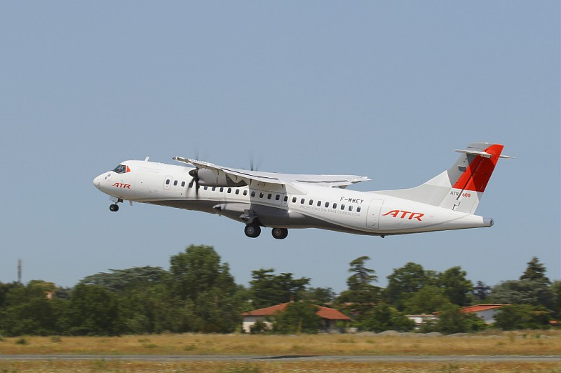 Leonardo and Airbus, what Atr will do for the Rex airline