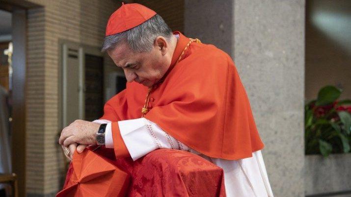 Papst Franziskus, Becciu, der Scooppone dell'Espresso und Pignatone