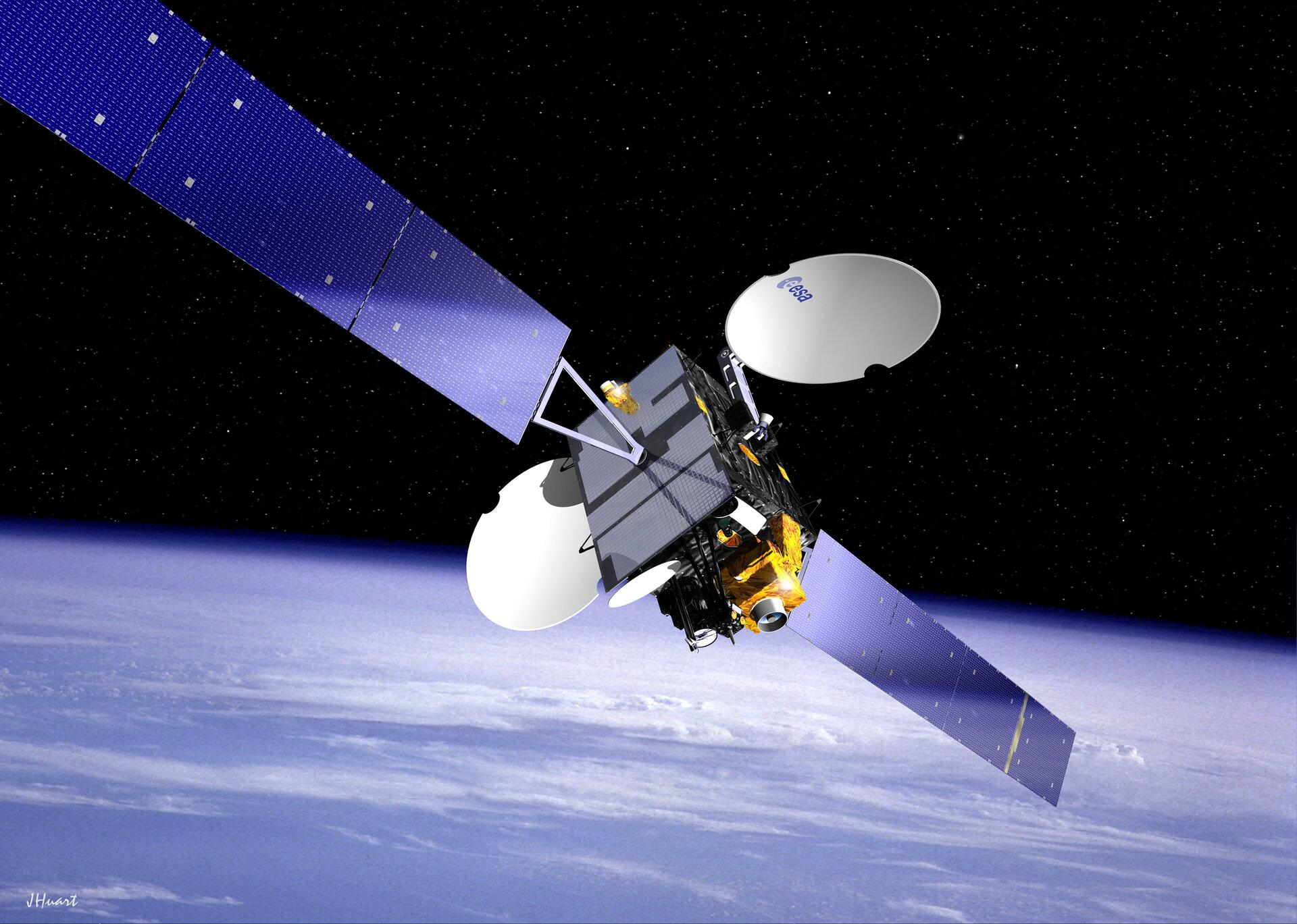 因為衛星是關鍵通信的未來。報告 Arthur D. Little