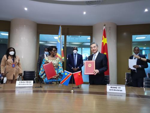 不只是鈷,這就是為什麼中國與剛果調情