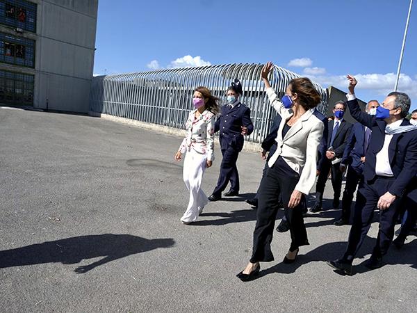卡塔比亞、博納費德和民主黨蘇斯洛夫之間的監獄