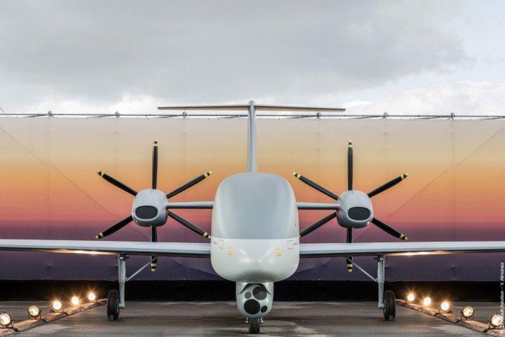Eurodrone, ο τρόπος με τον οποίο οι Airbus, Dassault, Leonardo και Indra θα ζεσταθούν τους κινητήρες