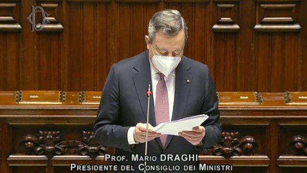 德拉吉在眾議院對NRP的看法