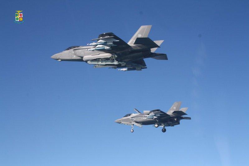Что ВВС рассказали о F-35A и F-35B
