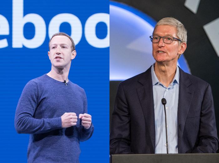 Открытая война между Facebook и Apple