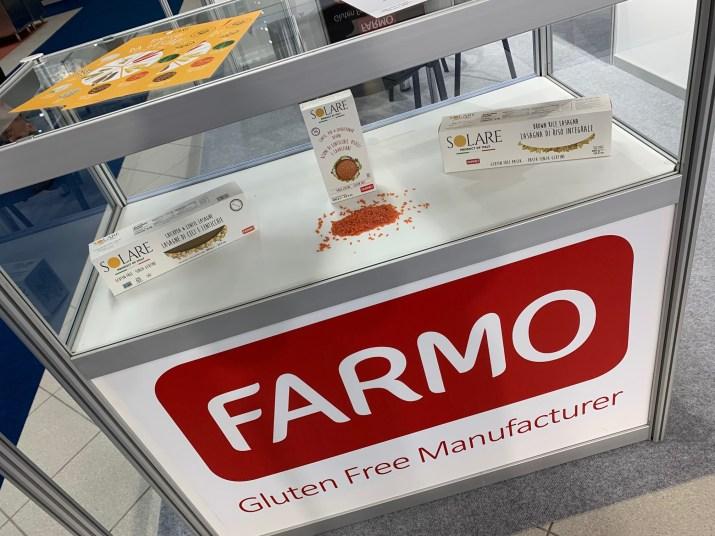 NB Aurora mangera sans gluten avec Farmo