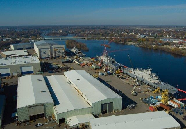 What Fincantieri Marine Group does with US politicians