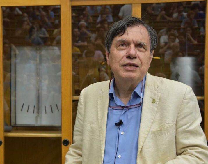 Giorgio Parisi, voici le cursus du prix Nobel de physique