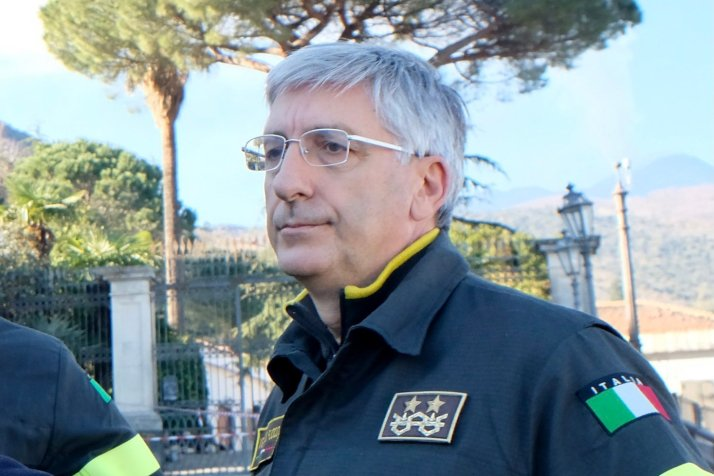 Guido Parisi, voici le CV du nouveau chef des Sapeurs-Pompiers