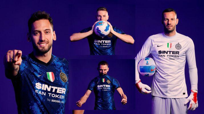 Ce que fait Socios.com, le nouveau sponsor de l'Inter,
