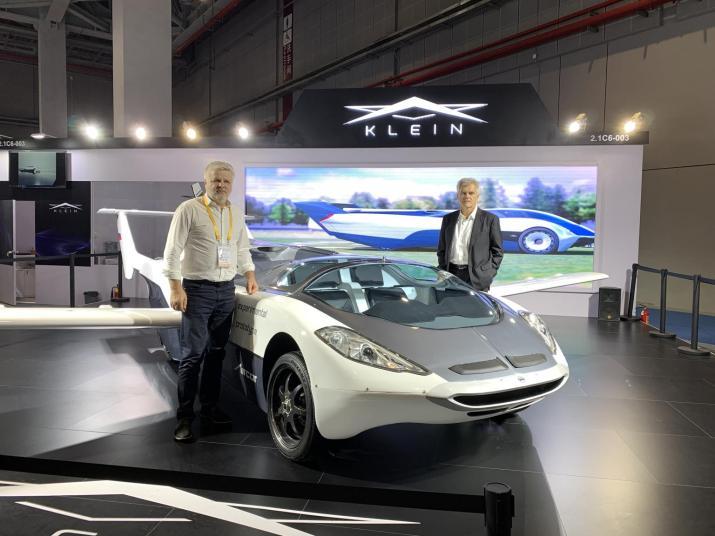 Klein Vision, tout sur l'entreprise slovaque de voitures volantes