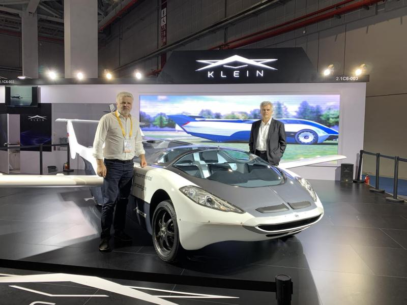 Klein Vision, all about the Slovak flying car company