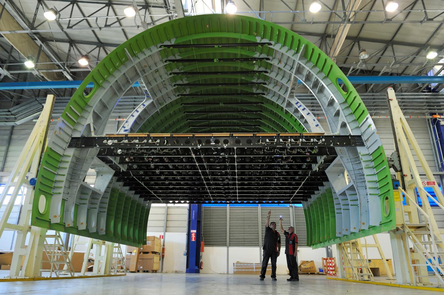 萊昂納多(Leonardo),前Finmeccanica的飛機結構部門發生了什麼