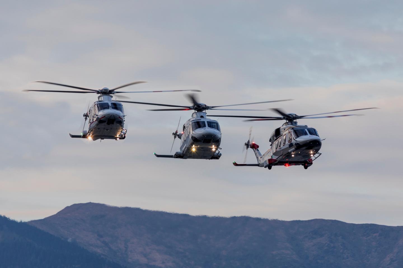 萊昂納多,前芬梅卡尼卡的直升機部門會發生什麼