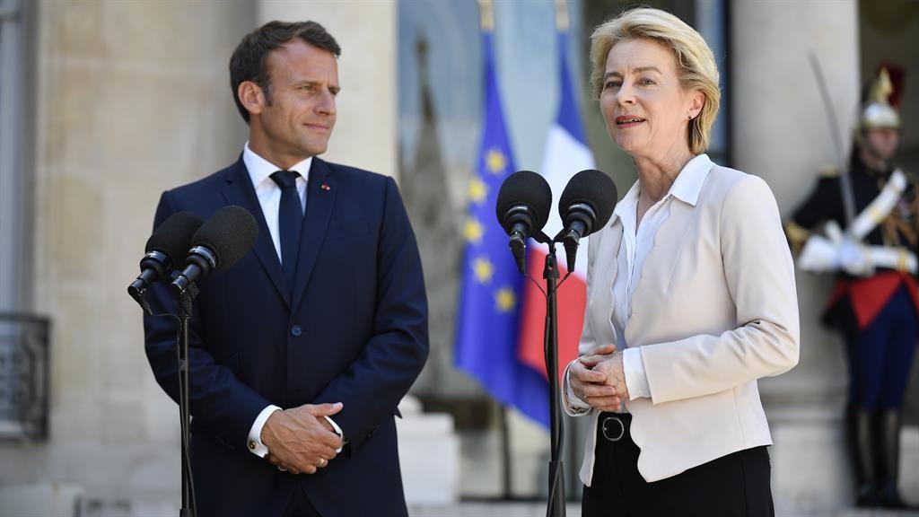 適合55,法國和德國之間的所有緊張局勢