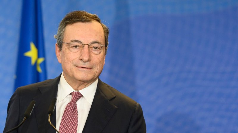 Here's how the Economist pampers Mario Draghi