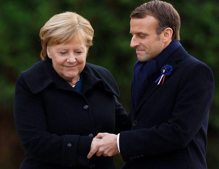 Merkel et Macron font-ils pression pour une réforme du MES pour protéger les banques allemandes et françaises?