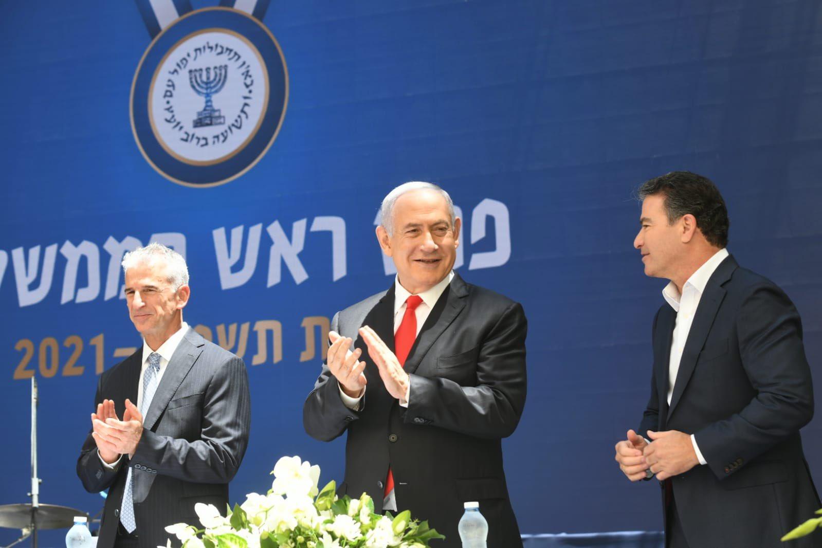 以色列,他是內塔尼亞胡任命的摩薩德新任負責人