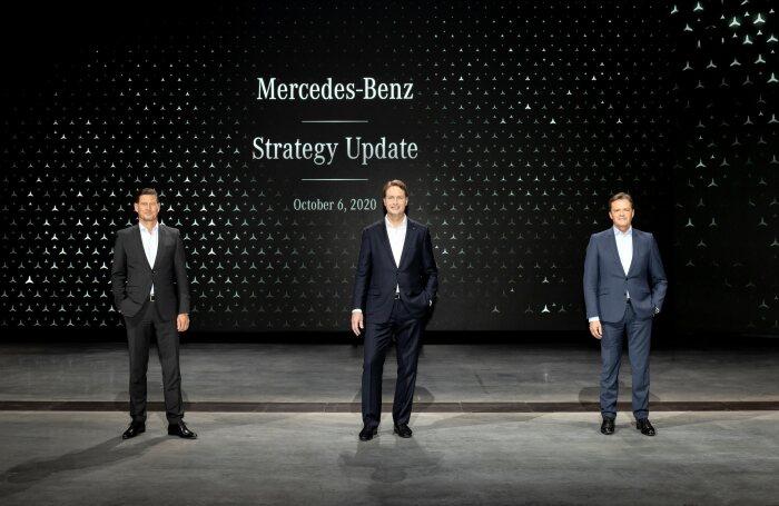 Wie Mercedes 'schlankes (und elektrisches) Heilmittel sein wird