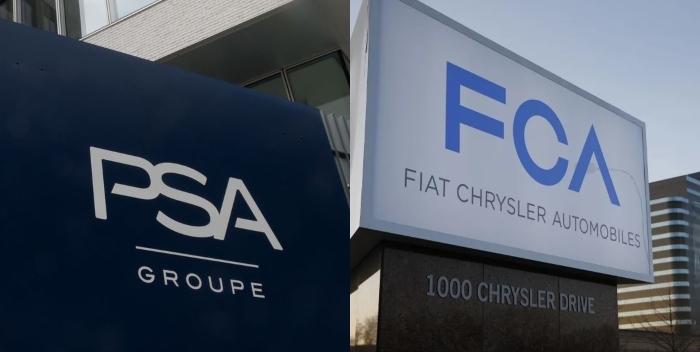 FCA-PSA合併:場景,風險和機會。博通講話