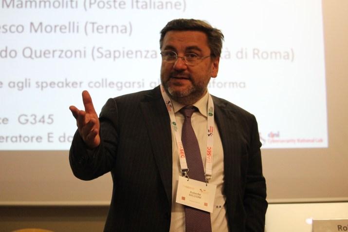 Roberto Baldoni : qui est le directeur de la nouvelle Agence de cybersécurité et qu'a-t-il fait