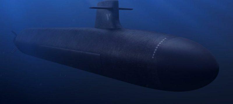 С кем Naval Group работает над новыми французскими атомными подводными лодками
