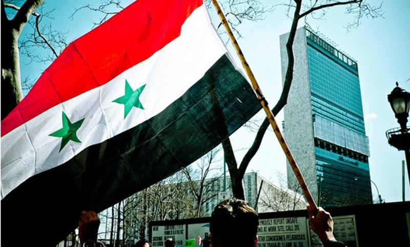 英國在敘利亞做了什麼
