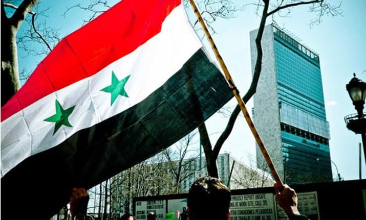 Was Großbritannien in Syrien getan hat