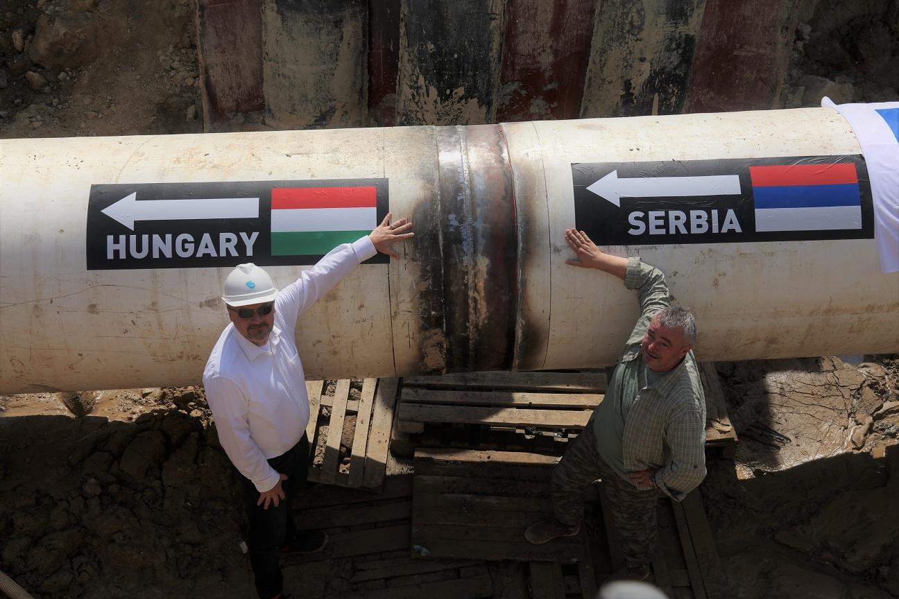 天然氣,這就是俄羅斯用土耳其流(針對烏克蘭)引誘塞爾維亞和匈牙利的方式