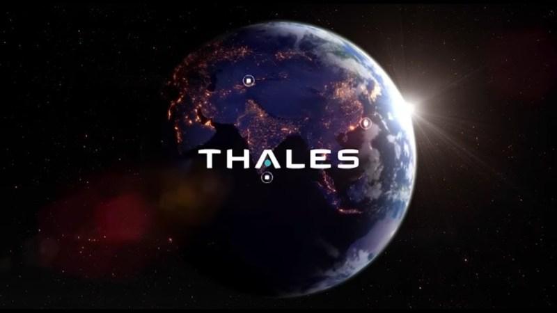 Что делает Франция в Thales Alenia Space?