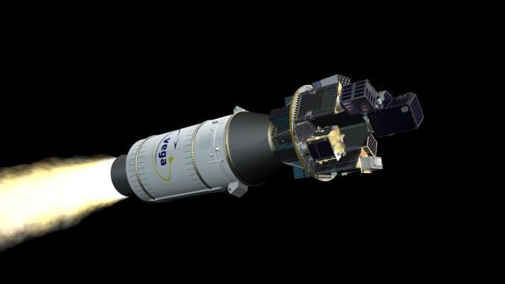 Éxito para Vega di Avio, por lo que Europa compite con SpaceX
