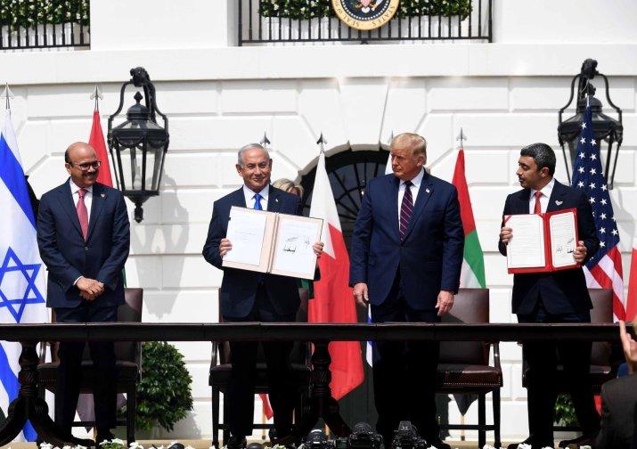 Pourquoi les Émirats arabes unis et Bahreïn ont signé un accord avec Israël